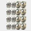 【中国印钞造币】联合国大熊猫钞艺画 商品缩略图3