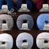 【云绒叁柒】30%山羊绒70%澳毛 高端正品毛线 一团50克 商品缩略图2