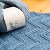 【花线莫兰迪】30%羊毛70%棉 手工编织毛线钩针棒针线 商品缩略图2