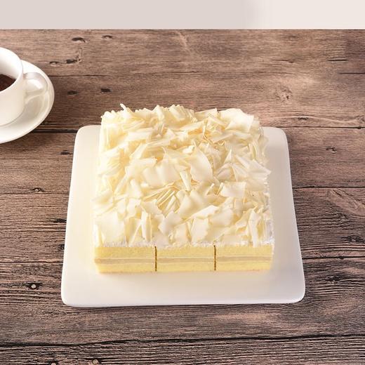 新品·1磅(6英寸)雪心榴莲·下午茶蛋糕 商品图1