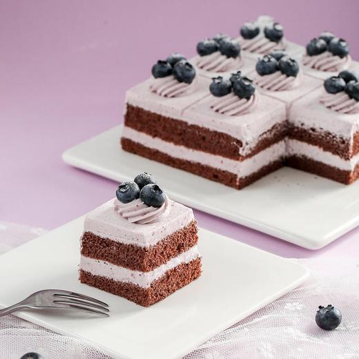 新品·1磅(6英寸)蓝莓巧巧·下午茶蛋糕 商品图0