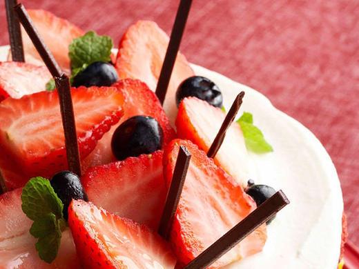 甜美 | 红丝绒裸蛋糕 商品图1