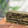 【买二送一,买五送三】芝麻夹心海苔脆 满口芝麻 鲜香海苔 层层酥脆 60g/罐 商品缩略图0
