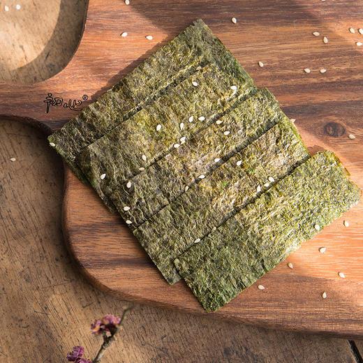 【买二送一,买五送三】芝麻夹心海苔脆 满口芝麻 鲜香海苔 层层酥脆 60g/罐 商品图1