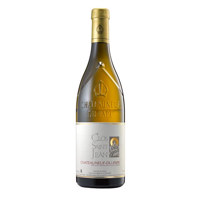 2014年圣让园教皇新堡白葡萄酒Clos St Jean Chateauneuf du Pape Blanc 2014 商品图2