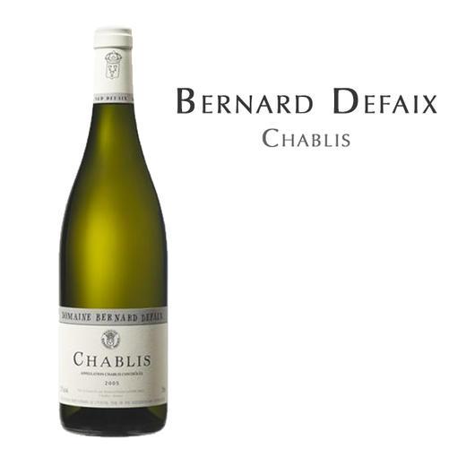 伯纳德杜飞酒庄夏布利白葡萄酒 法国 Domaine Bernard Defaix Chablis, France 商品图0
