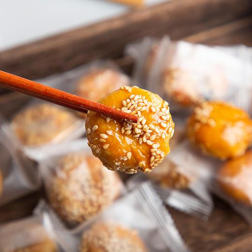 [约150个]红糖梅菜小酥饼 香甜美味 馅料饱满 皮酥爽口 回味无穷 3斤装 商品图1