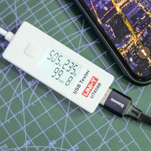 一拖三伸缩充电线-3.5A大电流 商品图7