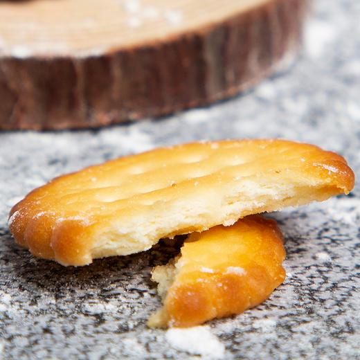 【买2送1,买3送2】网红新款日式南乳小圆饼 海盐酥脆 咸香美味 130g/袋 商品图4