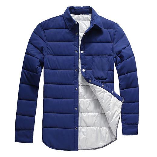 【清仓特价 不退不换】PDD-ANK新款保暖修身加绒棉衣TZF 商品图0