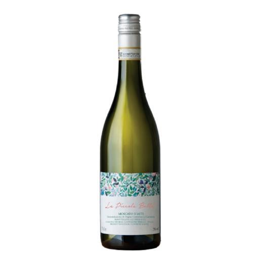 2018年蓓拉莫斯卡托阿斯蒂甜白起泡葡萄酒  La Piccola Bella Moscato d'Asti DOCG 2018 商品图1