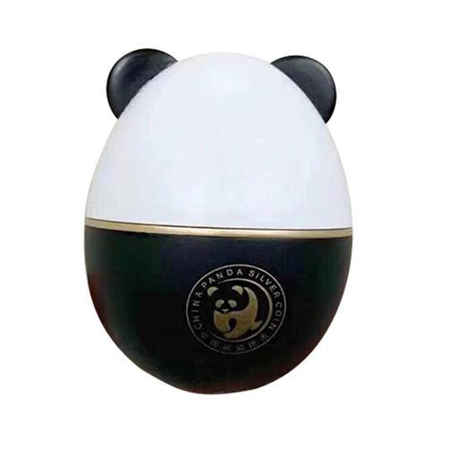 【超萌推荐】2020年熊猫30克银币彩蛋萌趣版 商品图4
