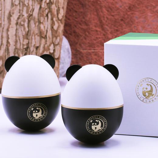 【超萌推荐】2020年熊猫30克银币彩蛋萌趣版 商品图3
