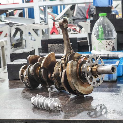 四缸发动机模型——全金属 商品图9