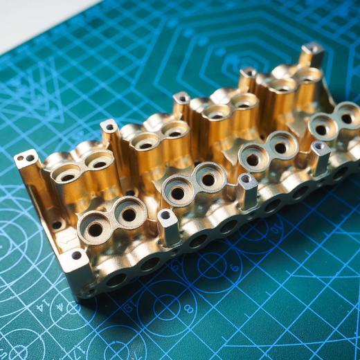 四缸发动机模型——全金属 商品图4