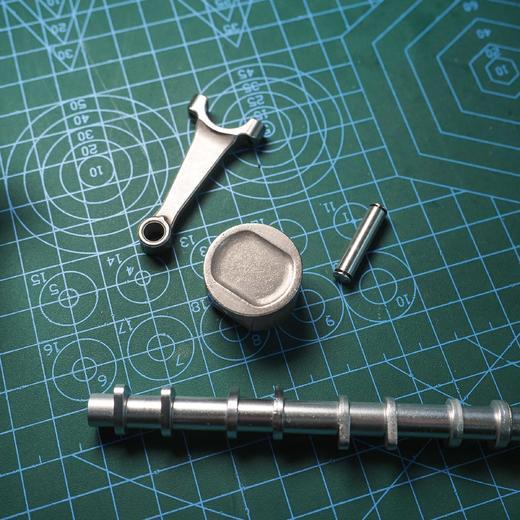 四缸发动机模型——全金属 商品图6