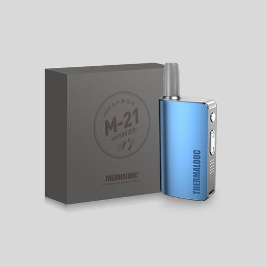 加拿大TC 无火电加热烟斗 M-21烤烟器烟丝专用IQO 商品图4