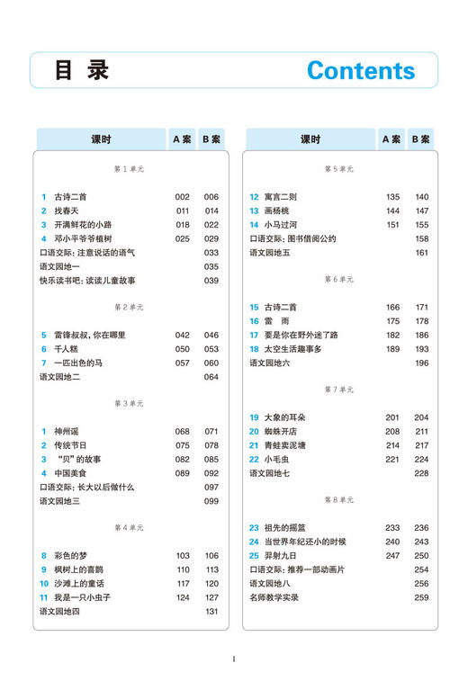 【开心图书】小学1-6年级语文下册特级教案全国畅销18周年纪念版 商品图4
