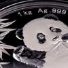 2020年熊猫1公斤精制银币 商品缩略图2
