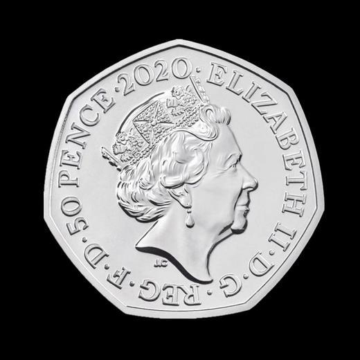 """""""脱欧""""纪念币 英国皇家造币厂发行 商品图1"""