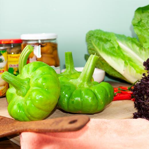 3斤装云南蔬菜姜柄瓜 青皮饱满 果肉白嫩 云南特色产地现摘新鲜发货 商品图2