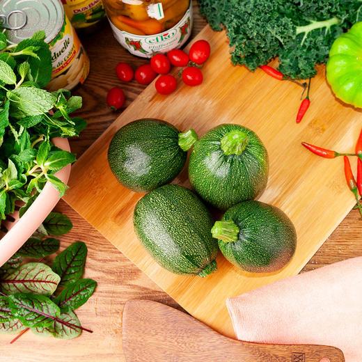 5斤装云南蔬菜圆小瓜 圆润饱满 云南特色蔬菜 产地新鲜采摘 商品图3