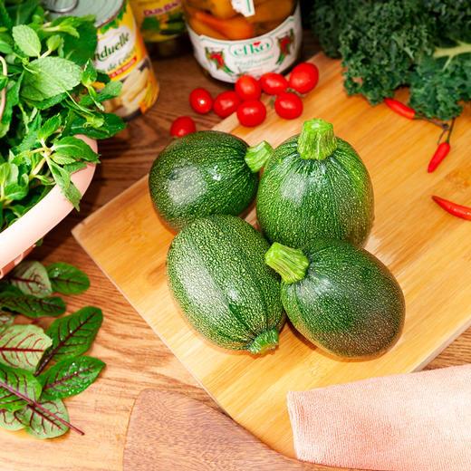 5斤装云南蔬菜圆小瓜 圆润饱满 云南特色蔬菜 产地新鲜采摘 商品图2