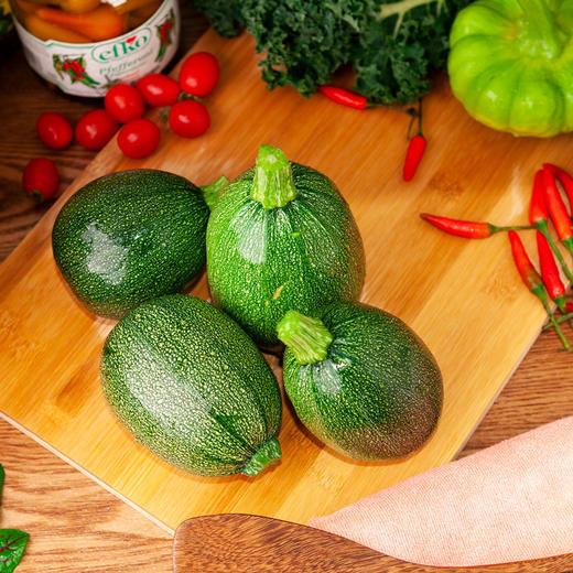 5斤装云南蔬菜圆小瓜 圆润饱满 云南特色蔬菜 产地新鲜采摘 商品图1