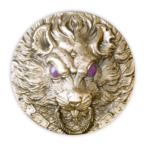 【上海造币】2020《奇幻鼠》系列之双金属大铜章(99mm) 商品图1