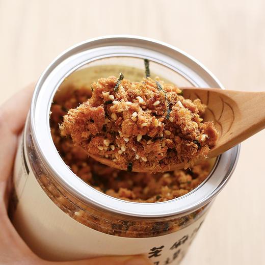 [芝麻海苔肉松]台式肉松 口感鲜香 100g/罐 两罐装/三罐装 商品图0