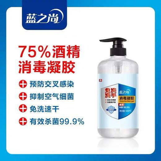 免洗手消毒凝胶-084506 商品图1