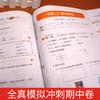 1-6年级下册语数英冲刺卷+语文阅读测试卷 商品缩略图4