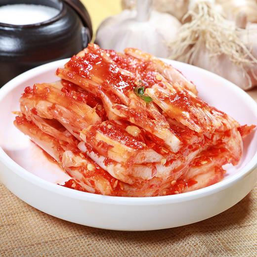 上新ㅣ韩式辣白菜,香辣可口,手工腌制,回归传统,开袋即食~ 商品图4