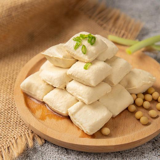 云南石屏包浆豆腐 口感顺滑 豆香浓郁  包浆小豆腐  700g*2 送蘸水辣椒 商品图3