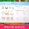 【开心图书】幼小衔接测试卷+数学启蒙专项训练全12册 (618活动送蜡笔1盒) 商品缩略图3
