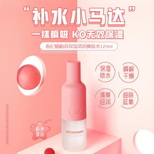 春纪杨梅高保湿清润爽肤水 商品图0