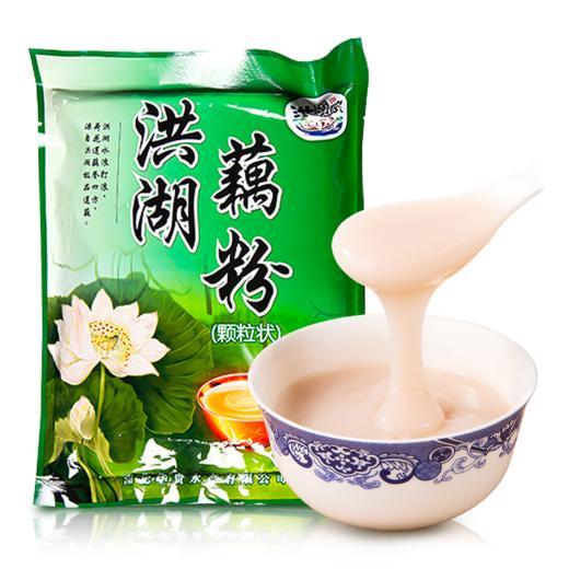 洪湖农家原味藕粉350g/袋 商品图0