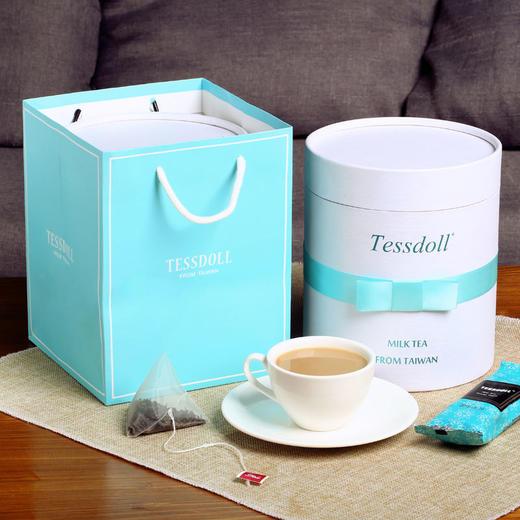 【半岛商城】Tessdoll台湾台仕朵手工网红奶茶袋装小包冲饮速溶奶茶粉饮品 0香精色素 0反式脂肪酸 非植脂末 商品图0