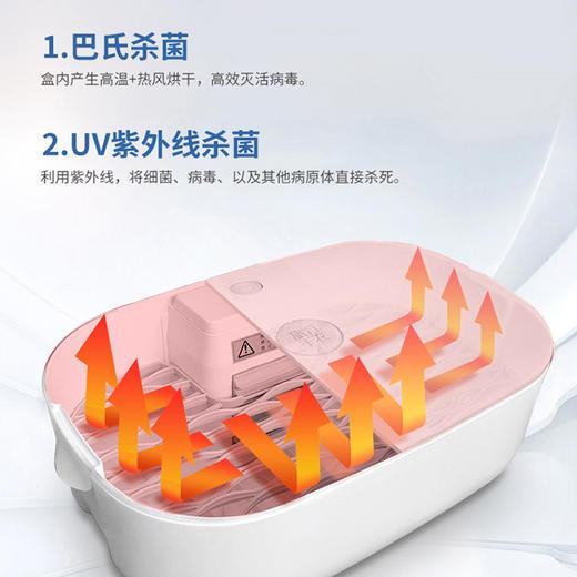 贴身衣物干衣盒:集杀菌、烘干、收纳为一体的神奇盒子 商品图3