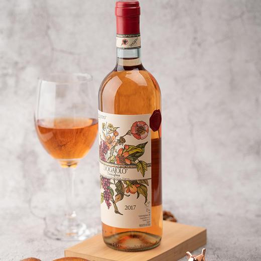 [卡佩内托花样年华桃红葡萄酒]来自意大利百强名庄 750ml 商品图0