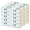如爱初见卡通熊猫抽纸4层240张40包 商品缩略图0