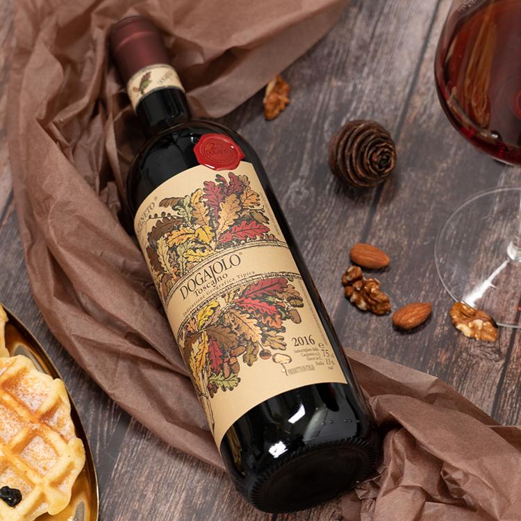 [卡佩内托豆蔻年华干红葡萄酒]来自意大利百强名庄 750ml 商品图1