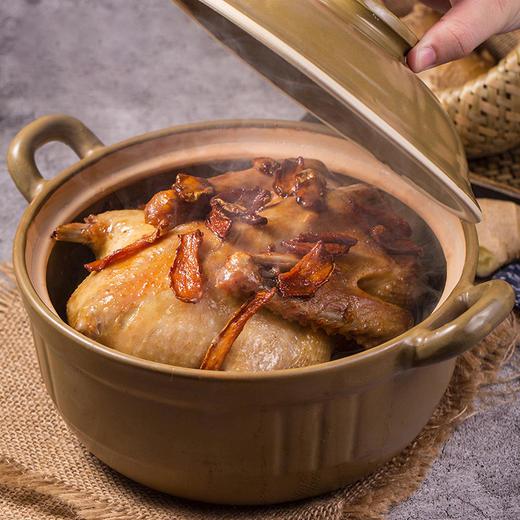 [姜母鸭]砂锅一炉一只烹煮 飘香四溢 430g/袋 每袋半只 商品图3