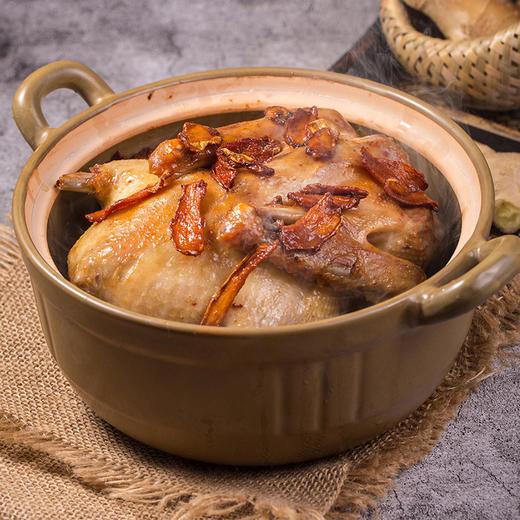 [姜母鸭]砂锅一炉一只烹煮 飘香四溢 430g/袋 每袋半只 商品图2
