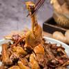 [姜母鸭]砂锅一炉一只烹煮 飘香四溢 430g/袋 每袋半只 商品缩略图1