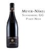 美亚内克尔索南伯格黑比诺红葡萄酒,德国 阿尔 Meyer-Näkel Sonnenberg GG Pinot Noir, Germanny Ahr 商品缩略图0
