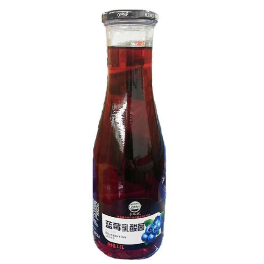 长坂坡蓝莓汁  1.5L/瓶 商品图0