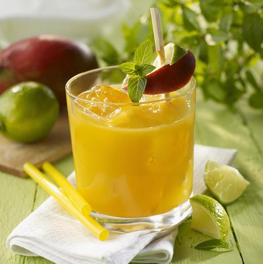 长坂坡芒果汁  1.5L/瓶 商品图2