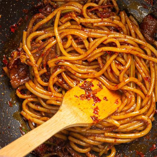 新疆网红炒米粉 热巴同款 热辣美味 口口鲜香 足不出户吃天下 3份装 商品图1