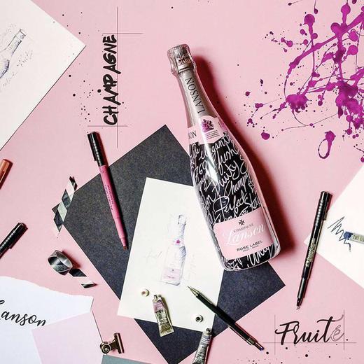 [兰颂秘语桃红香槟]隶属于兰颂国际集团 750ml 商品图0